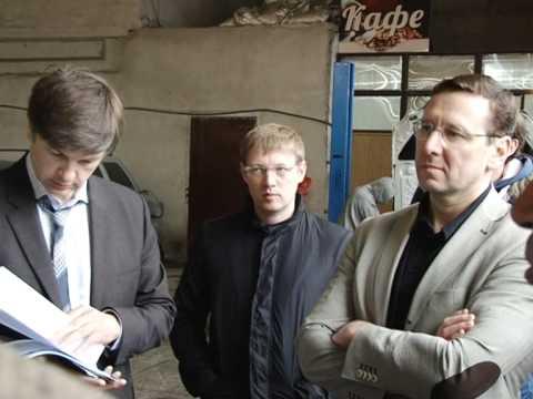 Встреча с начальником Управления Президента Российской Федерации Олегом Говоруном