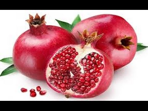 Easy Way To Open Pomegranate