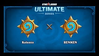 Kolento vs RENMEN, game 1