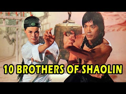 Wu Tang Collection - 10 Brothers Of Shaolin ( Mandarin with English Subtitles )