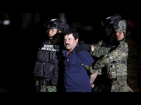 Μεξικό: Συνελήφθη ξανά ο βαρόνος ναρκωτικών «Ελ Τσάπο»