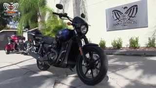 8. New 2016 Harley Davidson XG500 Street 500