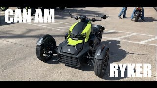4. 2019 CAN AM Ryker any good????