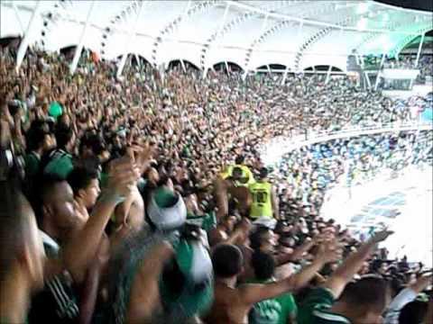 Frente Radical Verdiblanco | Dep. Cali 3 vs Nacional 1 | 28/Julio/2012 - Frente Radical Verdiblanco - Deportivo Cali