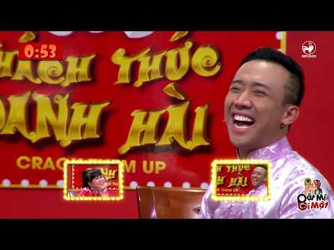 Xuất hiện thí sinh XẤU XÍ NHẤT chương trình Thách thức danh hài khiến Trấn Thành phát cuồng - Thời lượng: 23 phút.