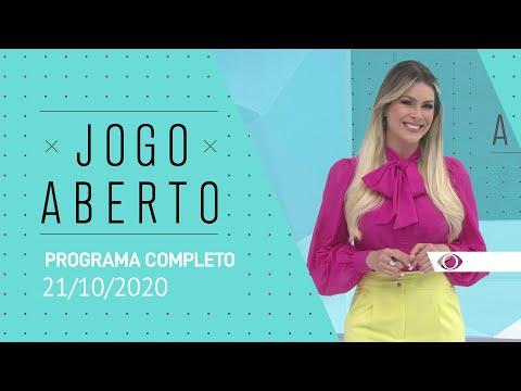 JOGO ABERTO - 21/10/2020 - PROGRAMA COMPLETO