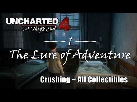 The Lure of Adventure Crushing Difficulty/All Collectibles