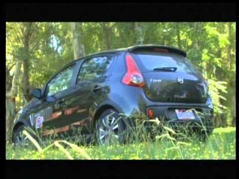 Test Nuevo Fiat Palio