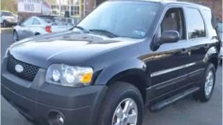 2005 Ford Escape Used Cars Washington Township NJ