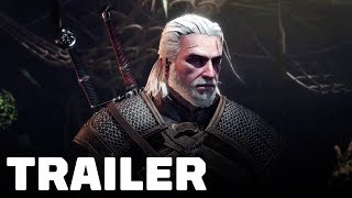 Monster Hunter: World - The Witcher 3: Wild Hunt Collaboration Trailer by IGN