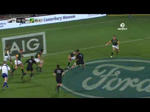 New Zealand 41 v 13 South Africa