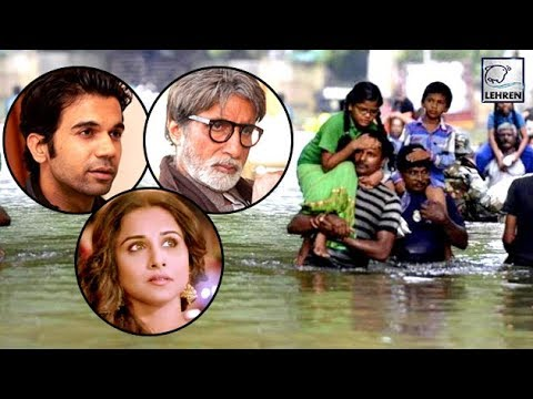 Bollywood Celebs REACT To Kerala Floods | Amitabh