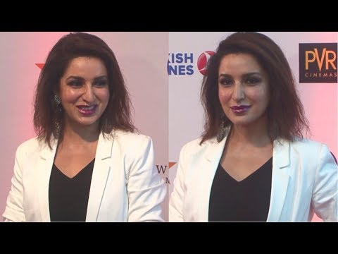 Tisca Chopra At Mami Movie Mela 2017