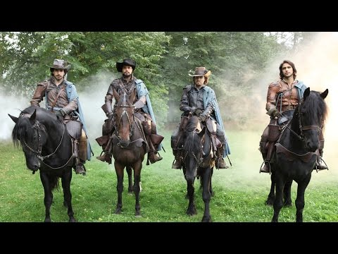 The Musketeers 1.10 Preview