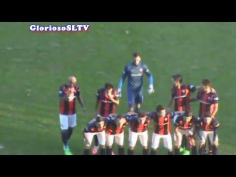 Glorioso SLTV - Recibimiento Hinchada vs River - La Gloriosa Butteler - San Lorenzo