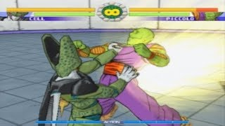 All throw animations from Super Dragon Ball Z