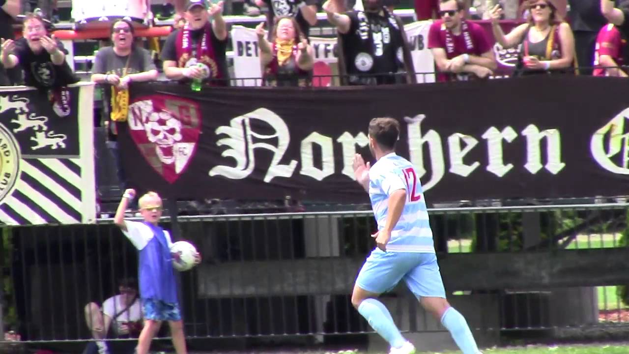 Lansing United 3-1 Detroit City FC 10 July 2016