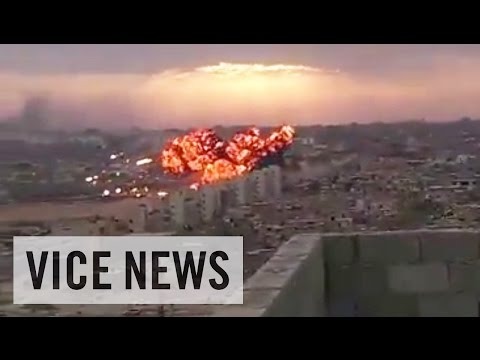 Jet - Subscribe to VICE News here: http://bit.ly/Subscribe-to-VICE-News Libyan fighters claimed shooting down a plane belonging to militia forces of General Khalifa Haftar. A source close to the...