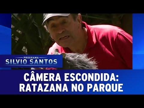 Câmeras Escondidas: Ratazana no parque:  Divirta-se com a Câmera Escondida `Ratazana no parque´