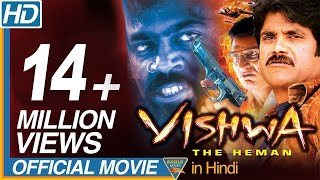 Video Vishwa the Heman Hindi Dubbed Full Movie || Nagarjuna, Shriya Saran || Eagle Entertainment Official MP3, 3GP, MP4, WEBM, AVI, FLV Juni 2018