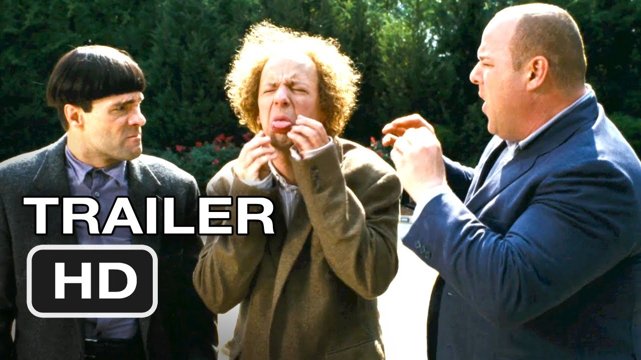 Movie Trailer:  The Three Stooges (2012)
