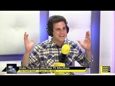 """Under The Dome After Show Season 1 Episode 9 """"The Fourth Hand"""" 