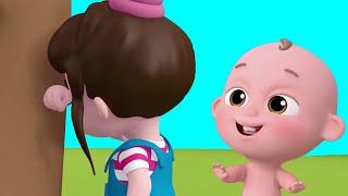 Saklambaç Şarkısı - Mini Anima Çocuk Şarkısı