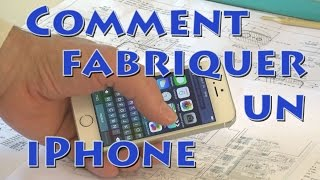 Comment fabriquer soi-même un IPHONE 7, 6 ou 5 avec un four à micro-ondes (not a fake) - YouTube