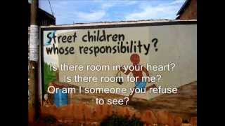 Street Children, A Song dedicated to Homeless Hearts, ESL Songs