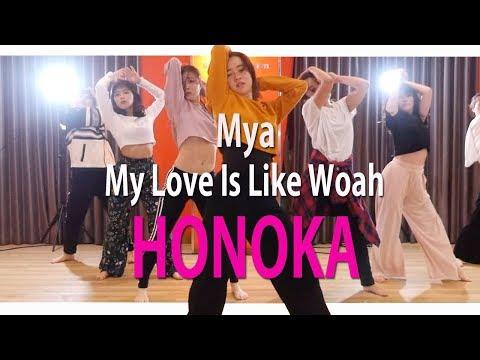 HONOKAのムービー