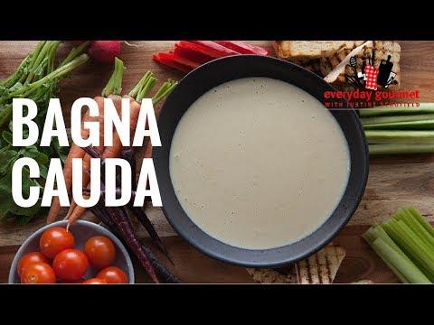 Tefal Bagna Cauda   Everyday Gourmet S6 E18