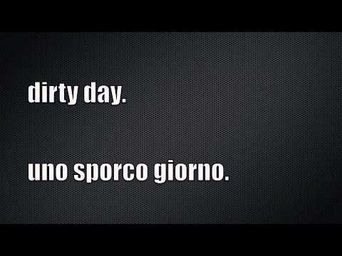 Dirty day U2 testo e traduzione
