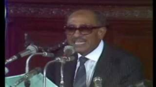 الخطاب الأخير للرئيس أنور السادات في مجلس الشعب كاملا 4