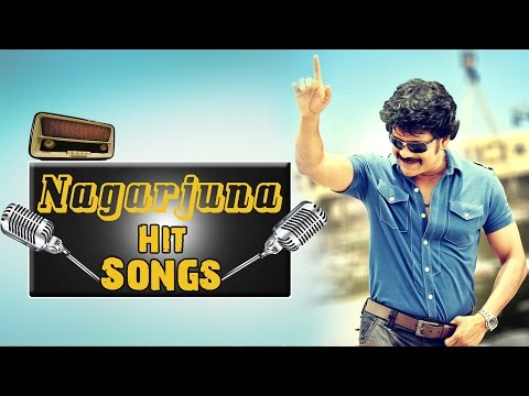 Nagarjuna Birthday Special Hit Songs Jukebox    New Collection
