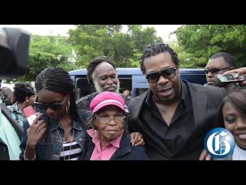 VIDEO: Busta Rhymes attends Vybz Kartel murder trial