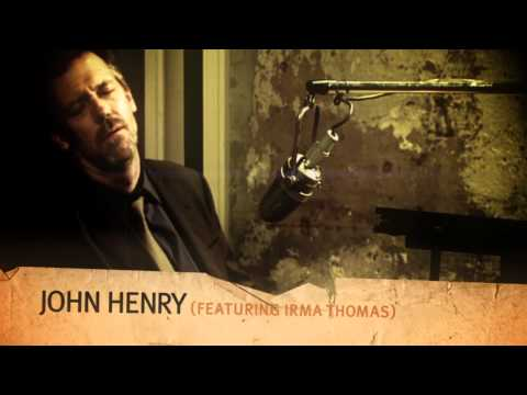 Hugh Laurie - Let Them Talk (Special Edition) iTunes LP Trailer