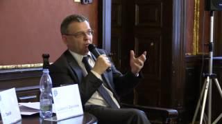 Výroční debata s ministrem zahraničních věcí 2015