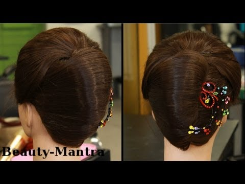 Download Hairstyle French Roll HD Mp4 3GP Video and MP3