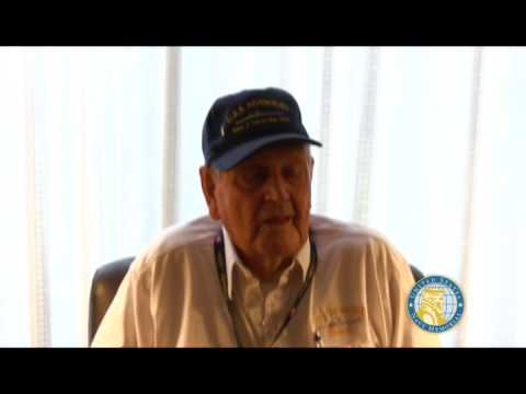 USNM Interview of Jack Brock Part Three The Conclusion of World War Two and Navy Day in New York