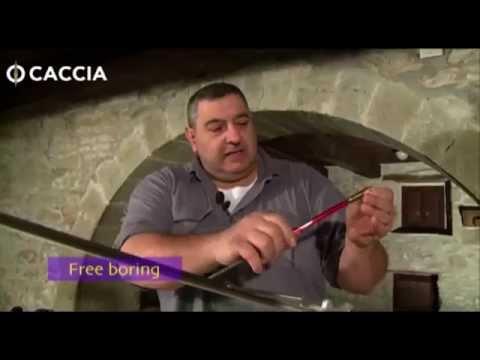 CACCIA TV SKY 235: MANUALE DI RICARICA P. 2: PASSO DI RIGATURA E FREE BORING