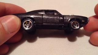 Nonton Hot Wheels 1970 Dodge Charger R/T (2016 Walmart Exclusive Fast & Furious) Film Subtitle Indonesia Streaming Movie Download