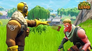ADOPTING A NOOB IN FORTNITE- Fortnite Short Film