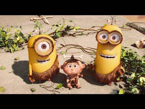 Minions Mini Movie 2016   Despicable me 2 Funny Animation 2