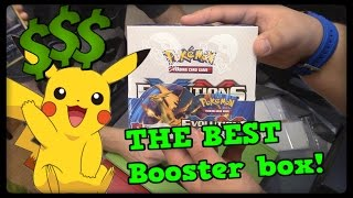 Opening THE BEST XY Evolutions Booster Box with Zack! by Master Jigglypuff and Friends