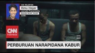 Video Perburuan Narapidana Kabur; 36 Berhasil Ditangkap Kembali MP3, 3GP, MP4, WEBM, AVI, FLV Desember 2018