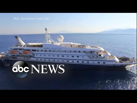 Passenger on 1st cruise ship to resume sailing tests positive for COVID