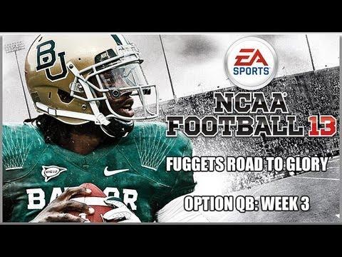 Penn State and Joe Paterno: NCAA 2013 Road to Glory: Option QB - Week 3