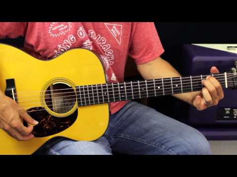 Edward Sharpe & The Magnetic Zeros - Home - Acoustic Guitar Lesson - EASY