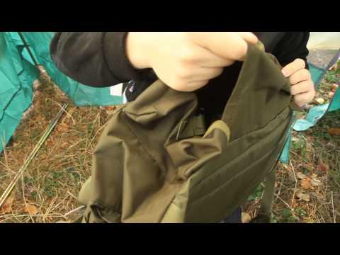 Рюкзак для охоты и рыбалки Nova Tour «Охотник 70» V2. Видеообзор.
