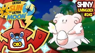 IS THAT SHINY? SHINY BLISSEY! Quest for Shiny Living Dex #242 USUM Shiny 80 by aDrive